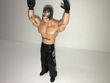 WWE Deluxe Aggression REY MYSTERIO Poseable Action Figure Ray Black Mask