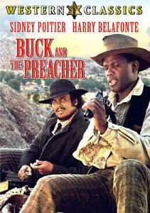 Buck and the Preacher [New DVD] Widescreen