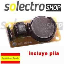 Modulo RTC DS1302 Reloj Tiempo Real AVR PIC Arduino incluye pila CR2032 M0013
