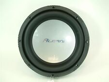 """10"""" Woofer DVC 4 Ohm Almani S3-10 New In Factory Box"""