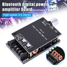 100WX2 Bluetooth Digital Amplifier Board Audio Amp Module w/ Filter TPA3116