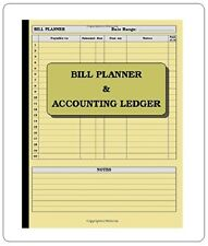 accounting ledger in forms record keeping supplies for sale ebay