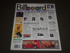 1994 FEBRUARY 19 BILLBOARD MAGAZINE - GREAT VINTAGE MUSIC ADS & CHARTS - O 7942