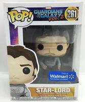 Funko POP Star-Lord 261 Guardians Of The Galaxy Vol. 2 Walmart Exclusive #5