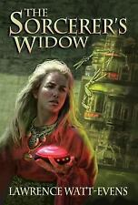 Lawrence Watt-Evans The Sorcerer's Widow Author Signed PB!