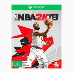 PREOWNED NBA 2k18 Xbox One