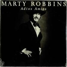 """MARTY ROBBINS """"Adios Amigo"""" BRAND NEW FACTORY SEALED 1977 Columbia LP"""