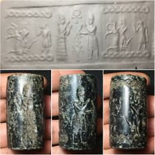 Ancient near eastern rare cylinder seal