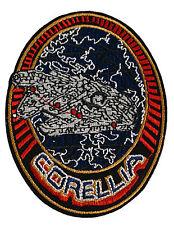 Star Wars - Millenium Falke - Corellia - Uniform Patch Kostüm Aufnäher - neu