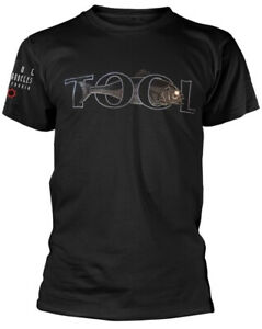 Tool 'Fish' (Black) T-Shirt  - NEW & OFFICIAL!