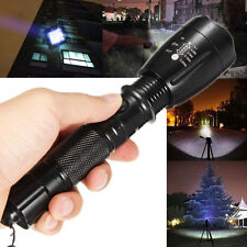Bright TC1200 TC2000 X800 Military Grade Tactical Flashlight LED 2200 LM Design