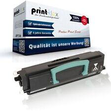 Printer Tonerkartusche für Lexmark X 340 X340A11 Schwarz