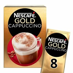 Nescafe Gold Instants 2 Boxes x 8 Sachets - Choose from 12 flavours