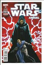 STAR WARS ANNUAL # 1 (FEB 2016) NM NEW