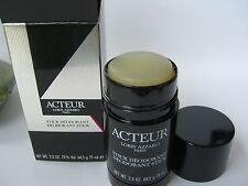 ACTEUR LORIS AZZARO  Perfumed DEODORANT Stick 75 g