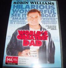 World's Greatest Dad (Robin Williams)(Australia Region 4) DVD – Like New