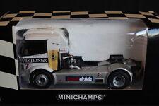 Minichamps Mercedes-Benz Actros Race Truck 1999 1:43 #7 Stefano Buttiero (JS)