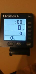 Usde Concept2 Indoor Rower PM5 monitor. Model B, C, D, E, SkiErg