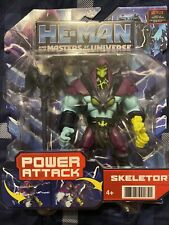 HE-MAN And SKELETOR NETFLIX Masters Of The Universe MOTU Power Attack