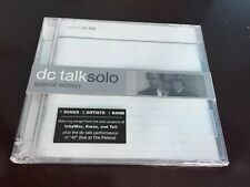 Sealed New - dc talk - solo Special Edition CD Toby Mac 2001 ForeFront Records