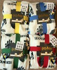 Harry Potter Bed Throw Slytherin, Gryffindor, Ravenclaw or Hufflepuff Primark