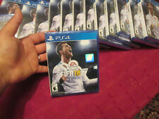FIFA 18 PS4 Sony VIDEOGAME BRAND NEW SEALED AUTHENTIC EA SPORTS SOCCER CALCIO