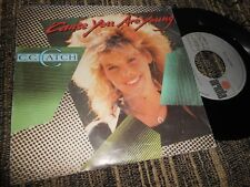 """C.C. CATCH CC CATCH CAUSE YOU ARE YOUNG/+1 7"""" 1986 ARIOLA SPAIN DIETER BOHLEN"""