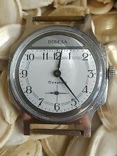USSR Soviet Pobeda Zim Working wrist watch VIntage mechanical Russian