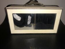 Juicy Couture Baby Infant Boys Black Hat Cap Bootie Set NIB Cotton Poly Blend
