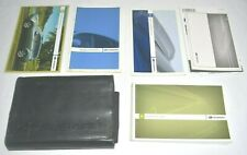 2009 SUBARU FORESTER OWNERS MANUAL GUIDE BOOK SET WITH CASE OEM