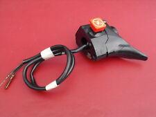 NICE Ultralight/Hovercraft/Homebuilt/ETC Rotax Throttle Assem & On/Off Switch