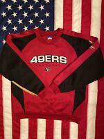 vintage san francisco 49ers Sweater Jersey Men Size M Oversize Very Good Conditi