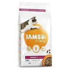 IAMS for Vitality Senior Cat Food with Ocean fish - 800g - 446026