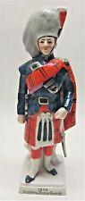 Vintage Military Figurine - Captain Scots Guards 1859