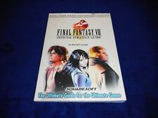 Final Fantasy VIII Official Strategy Guide Book Playstation PS1 Brady Games 8