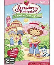 Video Game PC Strawberry Shortcake Amazing Cookie Party the Learning Co MAC NEW
