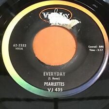 Pearlettes: Everyday / Duchess Of Earl 45 - VeeJay
