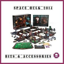 BITS ACCESSORIES SPACE HULK EDITION 2014 ENGLISH GAMES WORKSHOP
