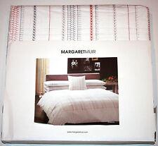MARGARET MUIR Double DUVET Cover w/ 2 Pillowcases DEACON 100% Cotton 200 Thread