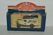 Vintage Lledo PEPSI COLA 1934 Model A Ford Van 13056 England MIB Diecast