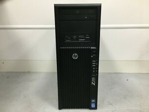 HP Z420 - 6C E5-1650V2@3.50GHz, 32GB DDR3, 240GB SSD+1TB, Quadro 4000, W10 Pro