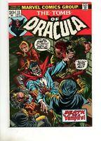 TOMB OF DRACULA #13 1973 HIGH GRADE NM- 9.0/9.2 WOW! ORIGIN BLADE Vampire Slayer