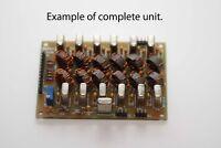 Lowpass filters for HF Amateur Transceiver (LPF). 9 bands.KIT for assembly. 12V