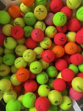 24 Colored Golf Balls ***AAAAA*** Mint Quality!!