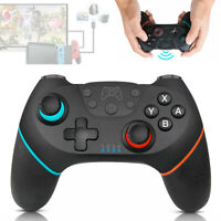 Wireless Pro Controller Gamepad Joystick Joypad Game Handle For Nintendo Switch