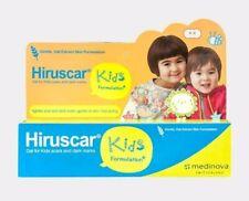Hiruscar Kids Gel Best For reduce Scars & Dark Marks Children Skin Safe Gentle