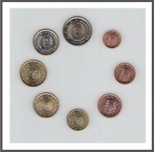 España 2002 Emisión monedas Sistema monetario euro € Tira