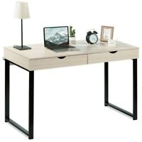 Computer Desk PC Laptop Table Study Workstation Home Office w/ Drawer Furniture