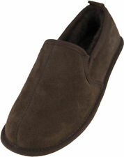 Chaussons beige pour homme, pointure 43