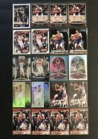 Cameron Johnson 20 Rookie Card Lot Prizm DP RC Crusade RC NBA Phoenix Suns